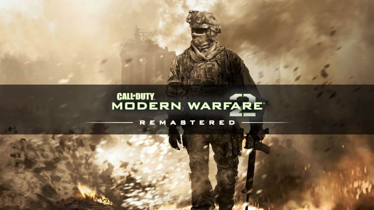Call Of Duty Modern Warfare Call Of Duty Modern Warfare Remastered Fatal Error Modern Warfare Warfare Call Of Duty