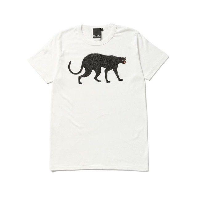 BEAMS T✖️miho murakami発売中 #beamst #Tshirt #mens #animal #art #mihomurakami#BEAMS#fashion