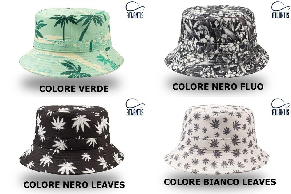 CAPPELLO RAPPER berretto visiera piatta hip hop SNAPBACK FLOWERS JUNGLE CAP