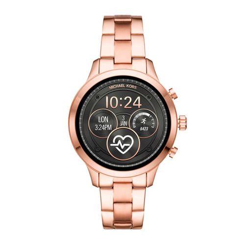 Michael Kors Runway Gen 4 smartwatch MKT5046 Horloges