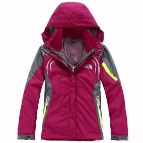campera 3 en 1 north face
