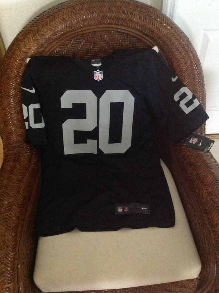 5290553c66940 Oakland Raiders NFL Darren McFadden nike jersey New With Tags size S mens  in Sports Mem