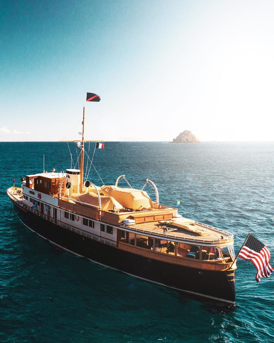 Superyacht Times On Instagram Classic Monday The 42m Motor