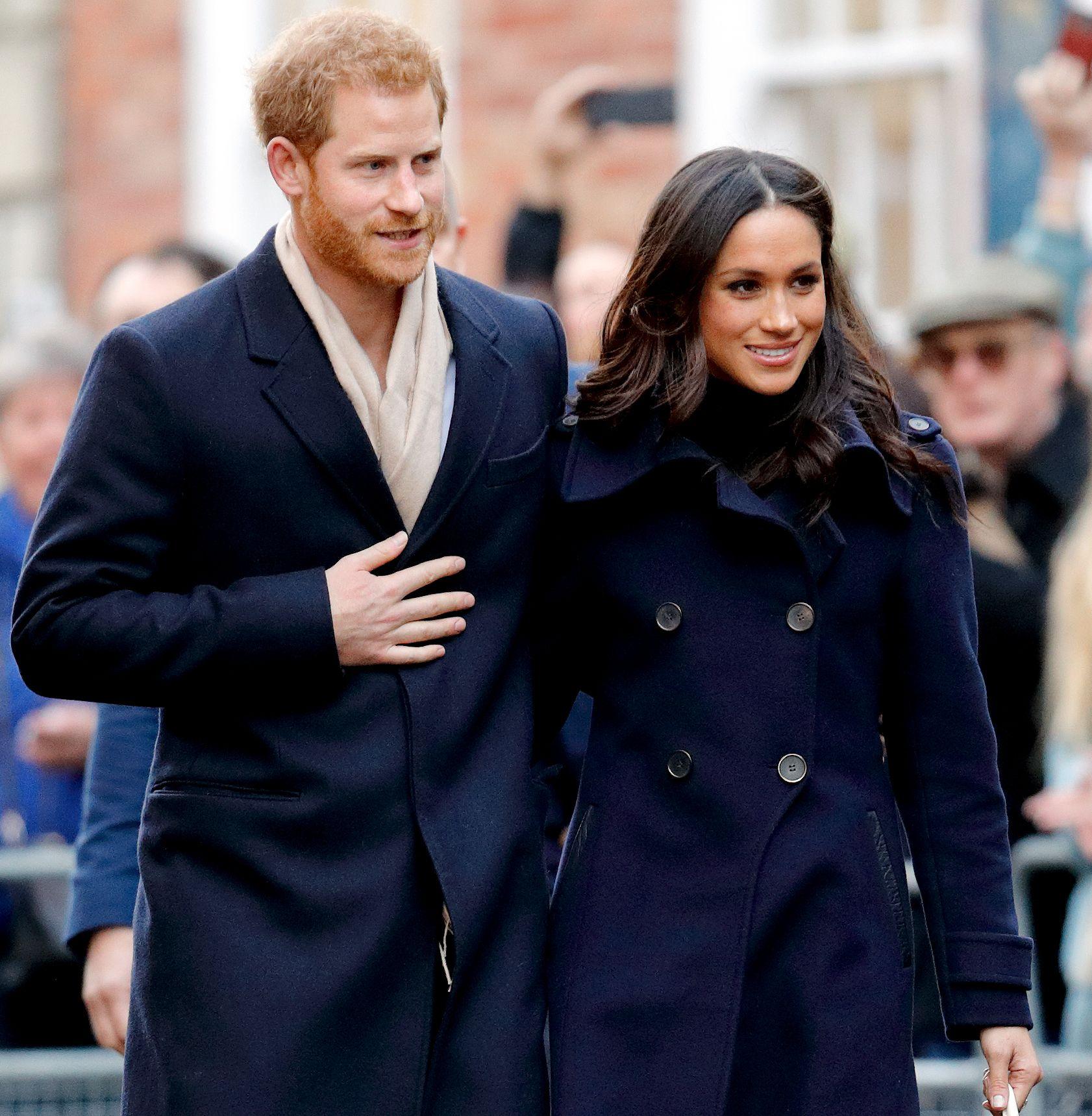 Prince Harry, Meghan Markle Plan Getaway Ahead Of Wedding