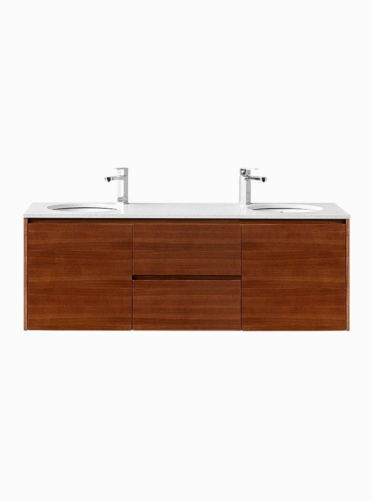 Luxor 1500 | Modern bathroom, Contemporary vanity, Double ...