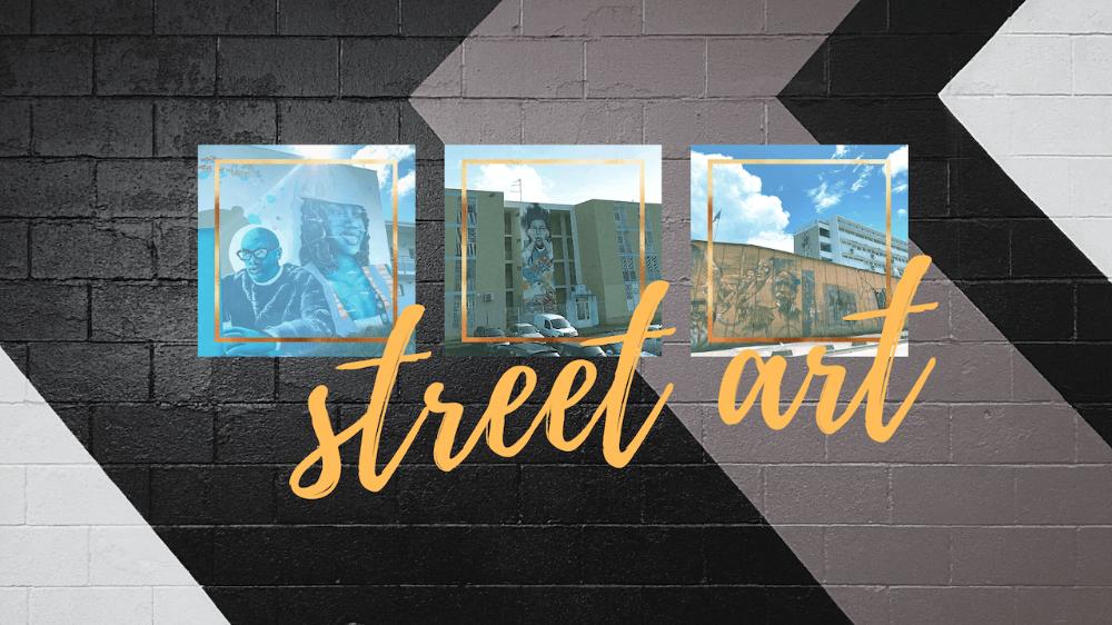 Street art en Guadeloupe : 3 visages qui ont retenu mon attention