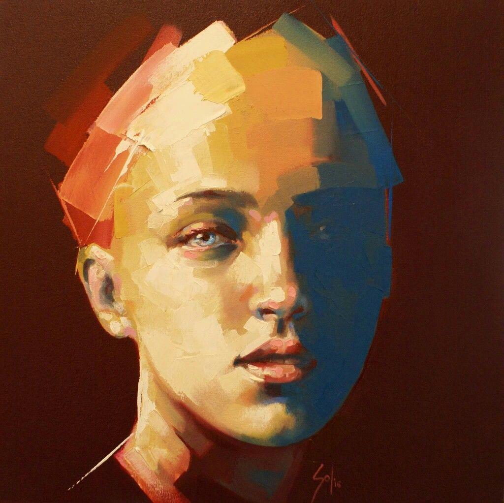 Schilderijen en houtsnedes - Rogier Willems   Portrait art