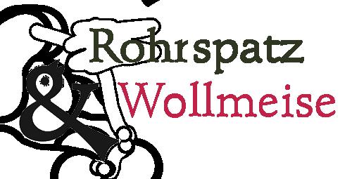 Rohrspatz & Wollmeise Logo Yarn store, Hand dyed wool, Yarn
