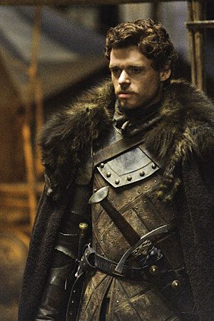 Richard Madden Plays Robb Stark Whose War With The Lannisters