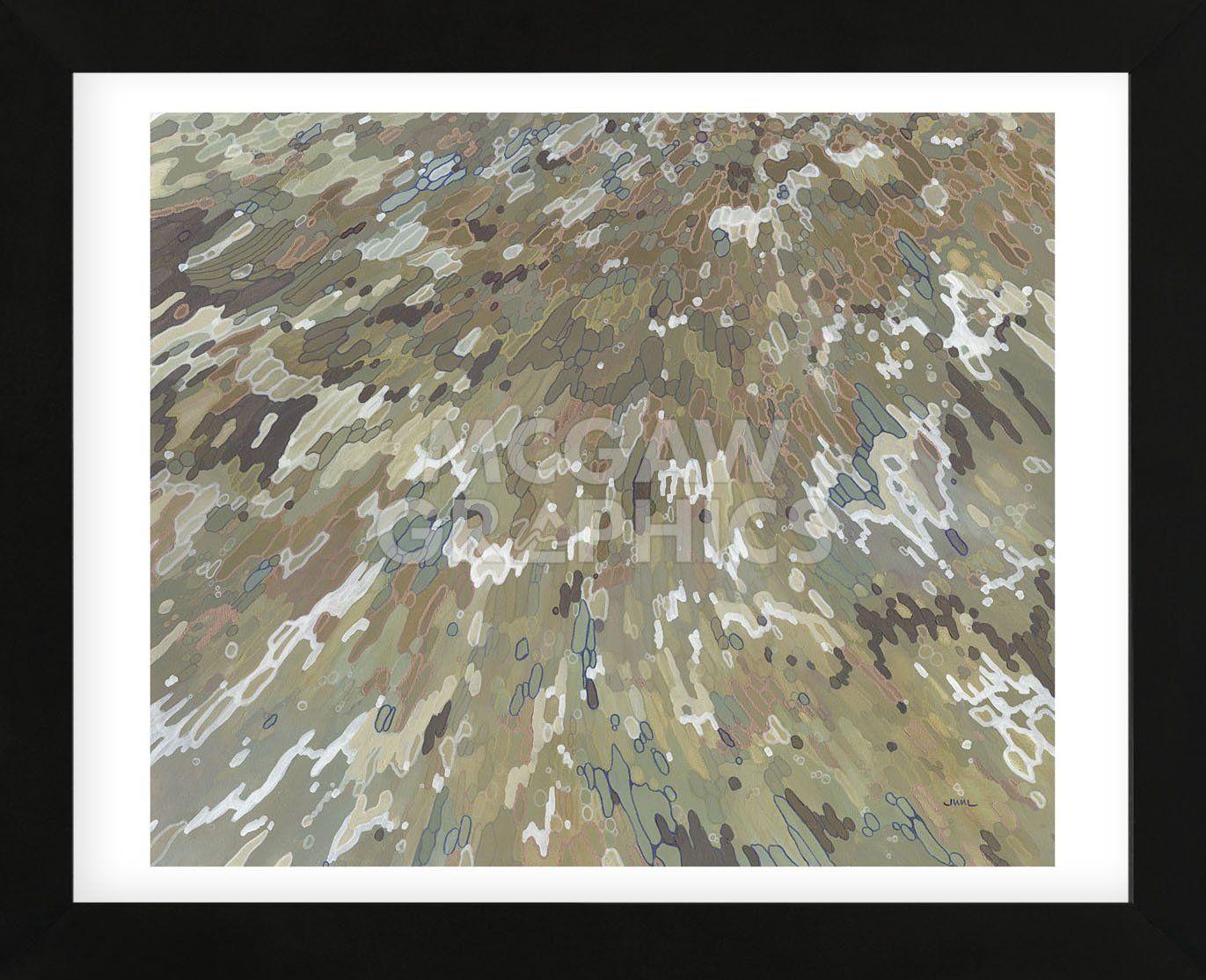 Sable Tide (Framed)