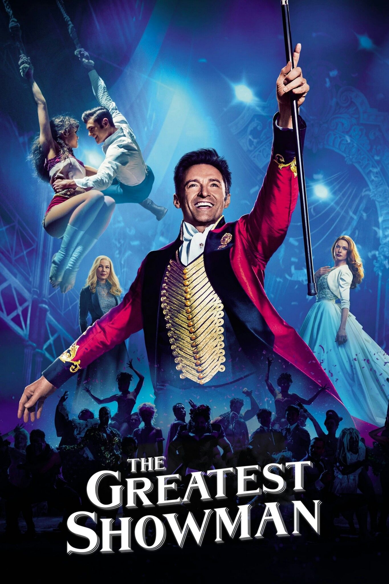 The Greatest Showman Movie Poster Fantastic Movie Posters Scifi