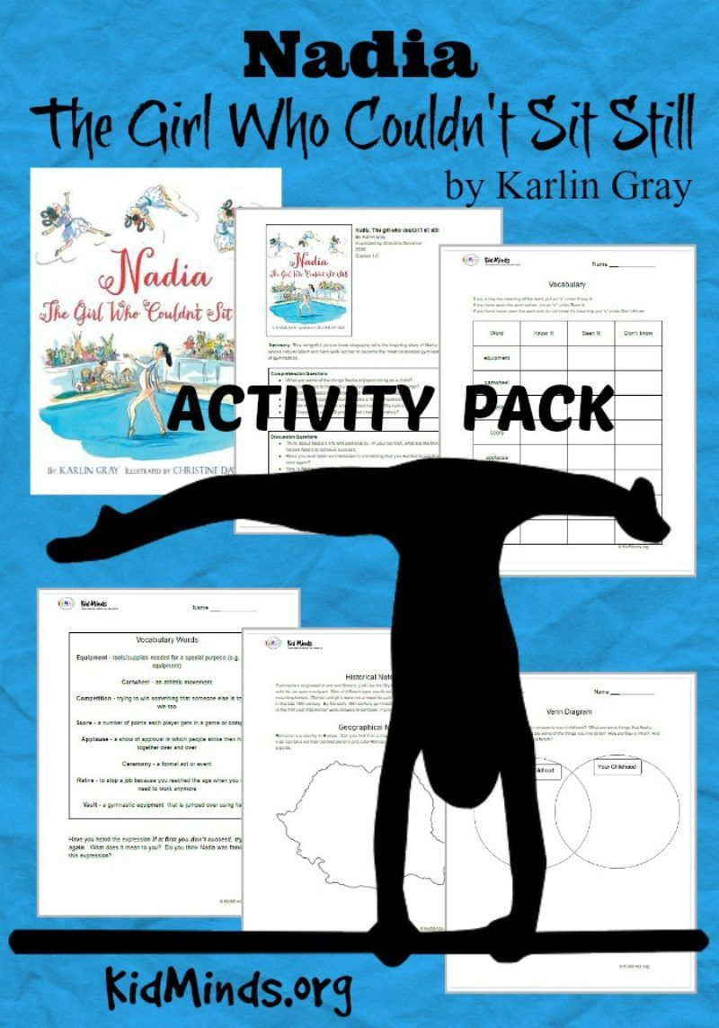 Nadia activity pack ccuart Images