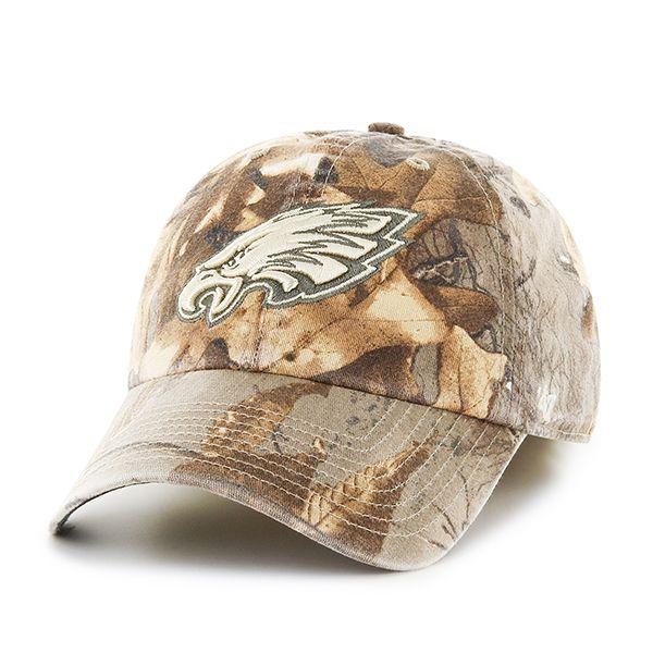 8685ce42c86 Philadelphia Eagles Realtree Franchise 47 Brand