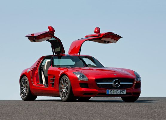 Mercedes Benz Sls Amg Only A Matter Of Time My Precious