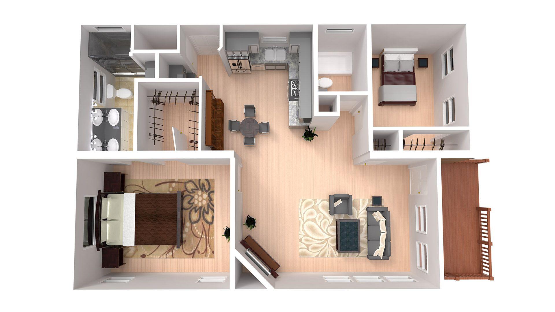 Adu Floor Plans California Ideas