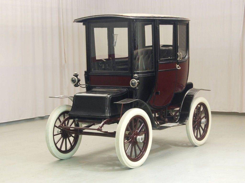1909 Detroit Electric For Sale Car Classic Hyman Ltd Car