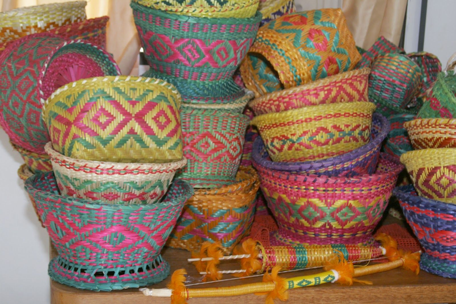 Armario De Parede Cozinha ~ artesanato indígena Brasil Pinterest Indígena, Artesanato brasileiro e Brasil