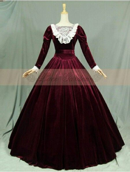 Dickens christmas style dresses