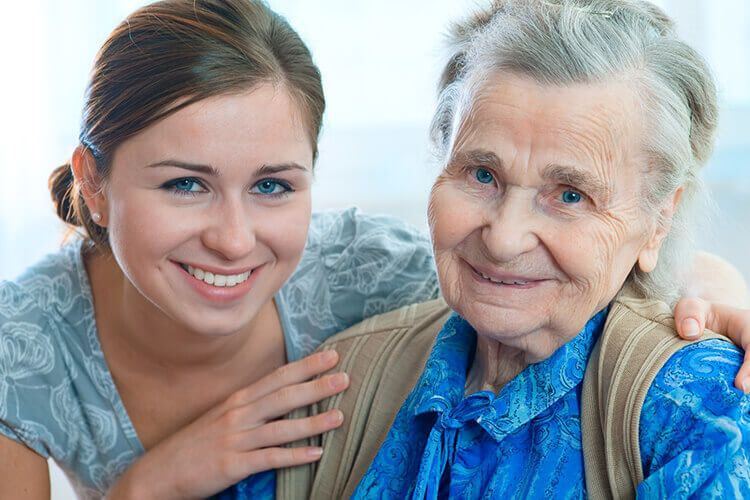 blessed.care Senior care services, Home health care