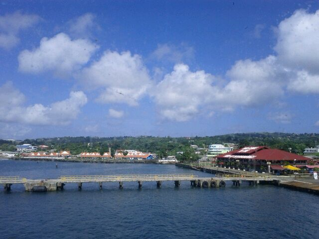 Port of Spain Ferry Terminal in Port of Spain, St. George