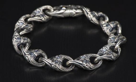 12++ William henry mens jewelry viral