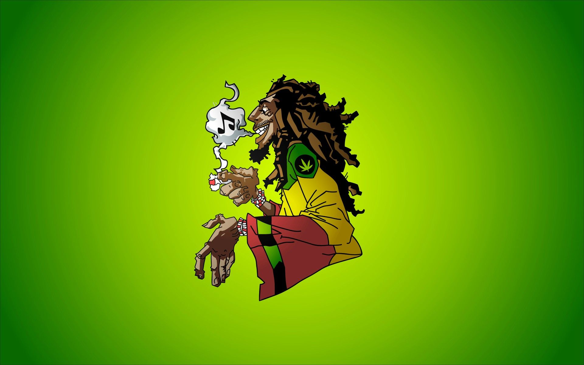 Dreads Girl Wallpaper Rasta Weed And Music Hd Wallpaper Desktop Http