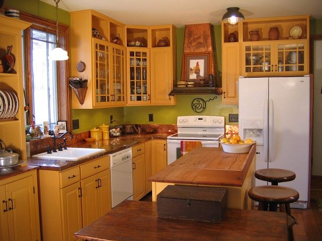 kitchen cabinets ideas » arts and crafts style kitchen cabinets