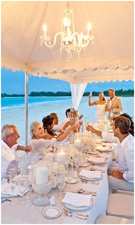 Vow Renewal Inspiration Conch shells Wedding and Beaches