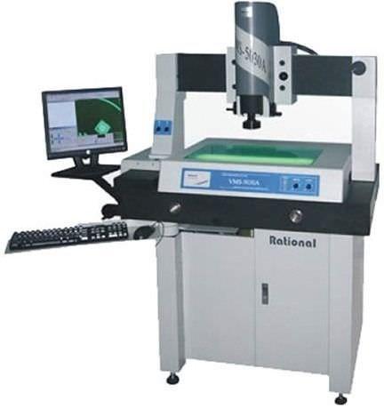 2 eixos máquina de medição de vídeo 0.5μ, (3 L / 200) pm |  VMS-5030A Rational Precision Instrument Co., Ltd