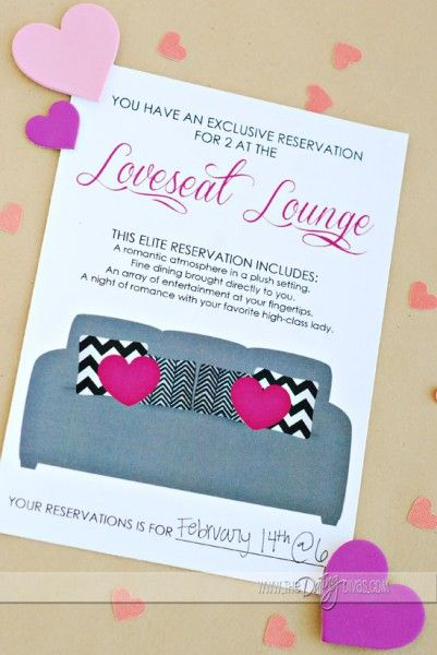 love seat lounge a date night at home craft