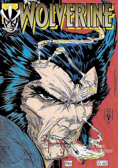 Wolverine n° 10 - Abril