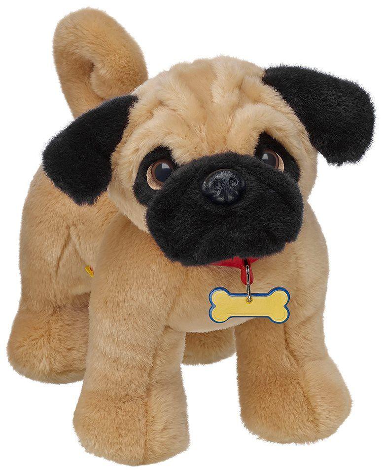 BuildABear Pug D So cute! Build a bear