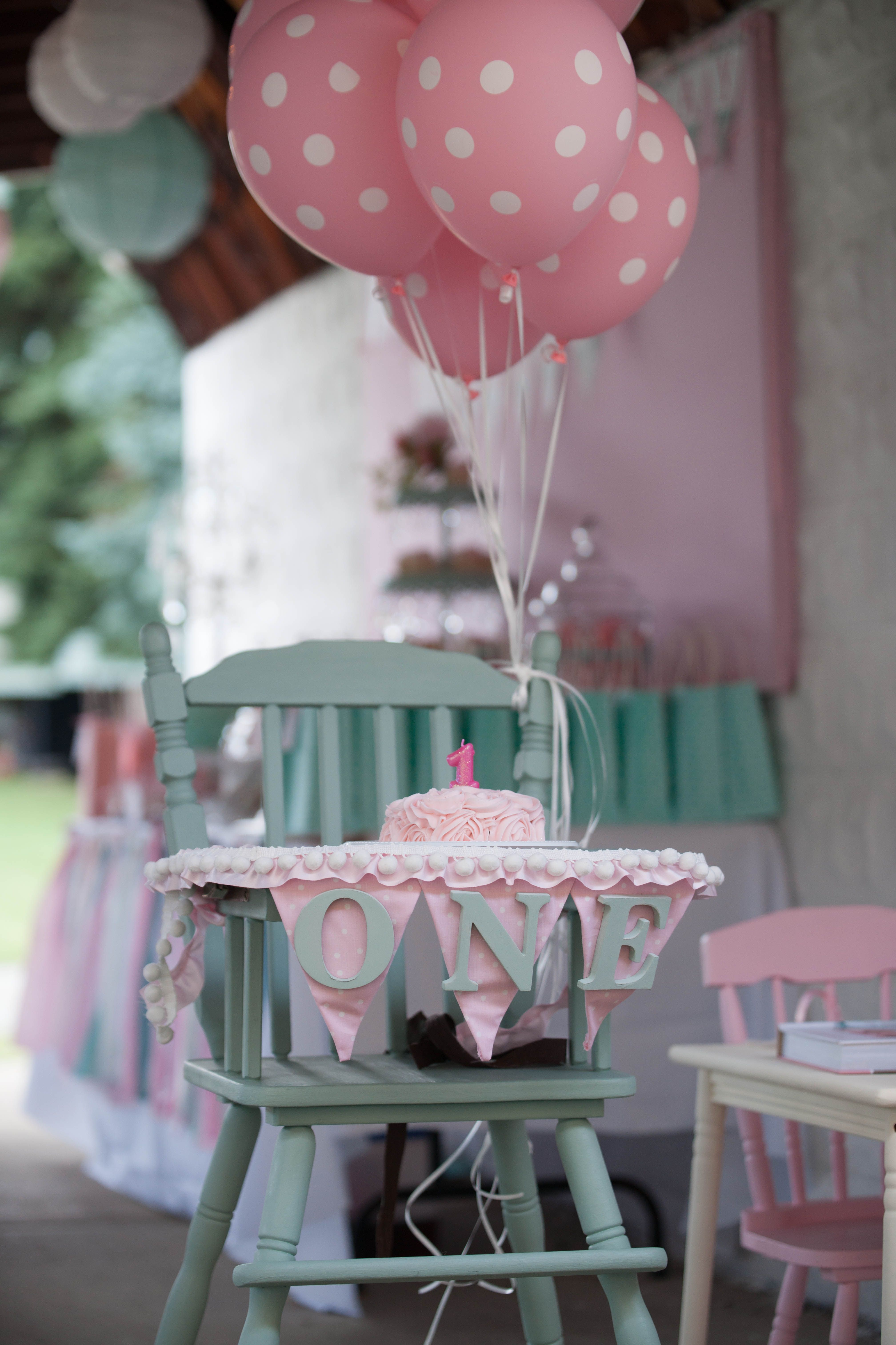 high chair for first birthday party theme shabby chic ellies