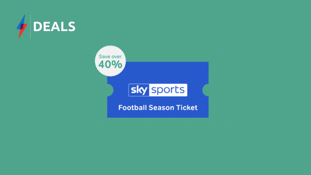 Goal Be One Nil Up With 40 Off A 10 Month Sky Sports Now Tv Pass Sky Sports Football Sports Channel Season Ticket