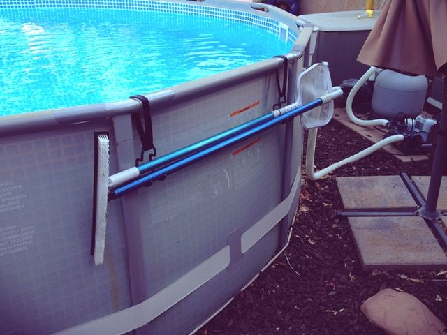 Hello Tfp Starting Our First Little Pool Project Page 3 Deck For Pool Ideas Pinterest