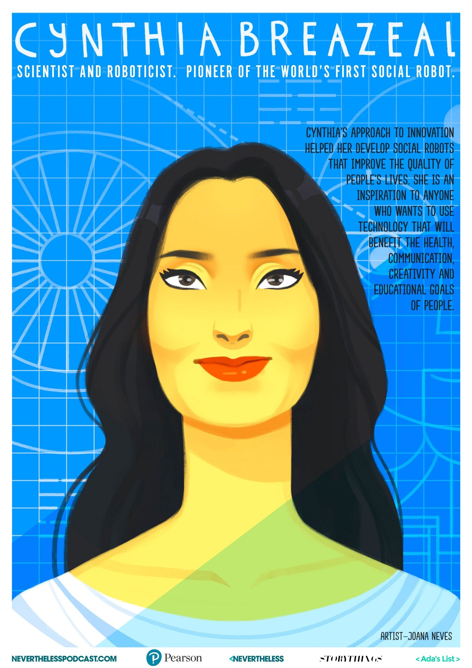 Downloadable Stem Role Models Posters Celebrate Women Innovators