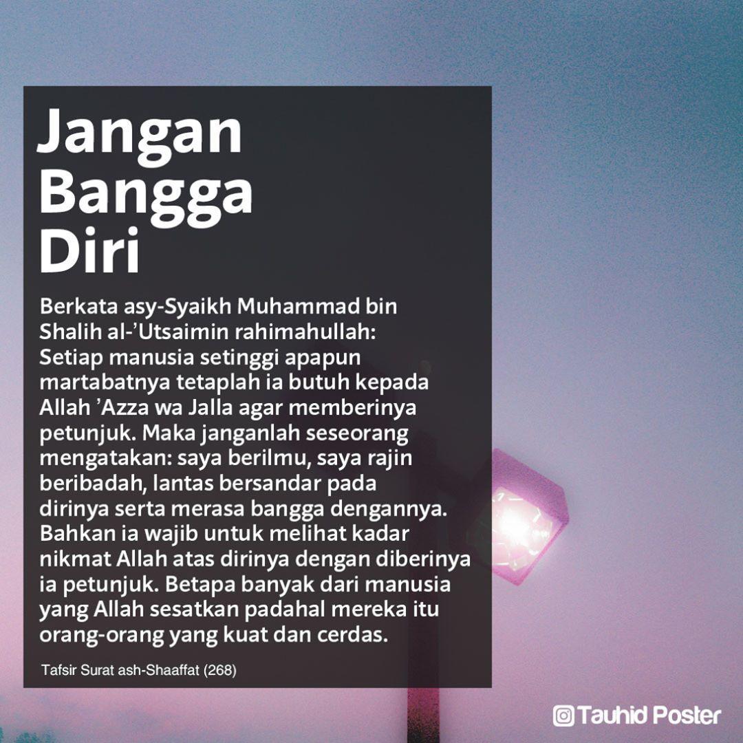 Pin Oleh Tauhid Poster Di Sebar Faedah 2 Kutipan Inspirasional