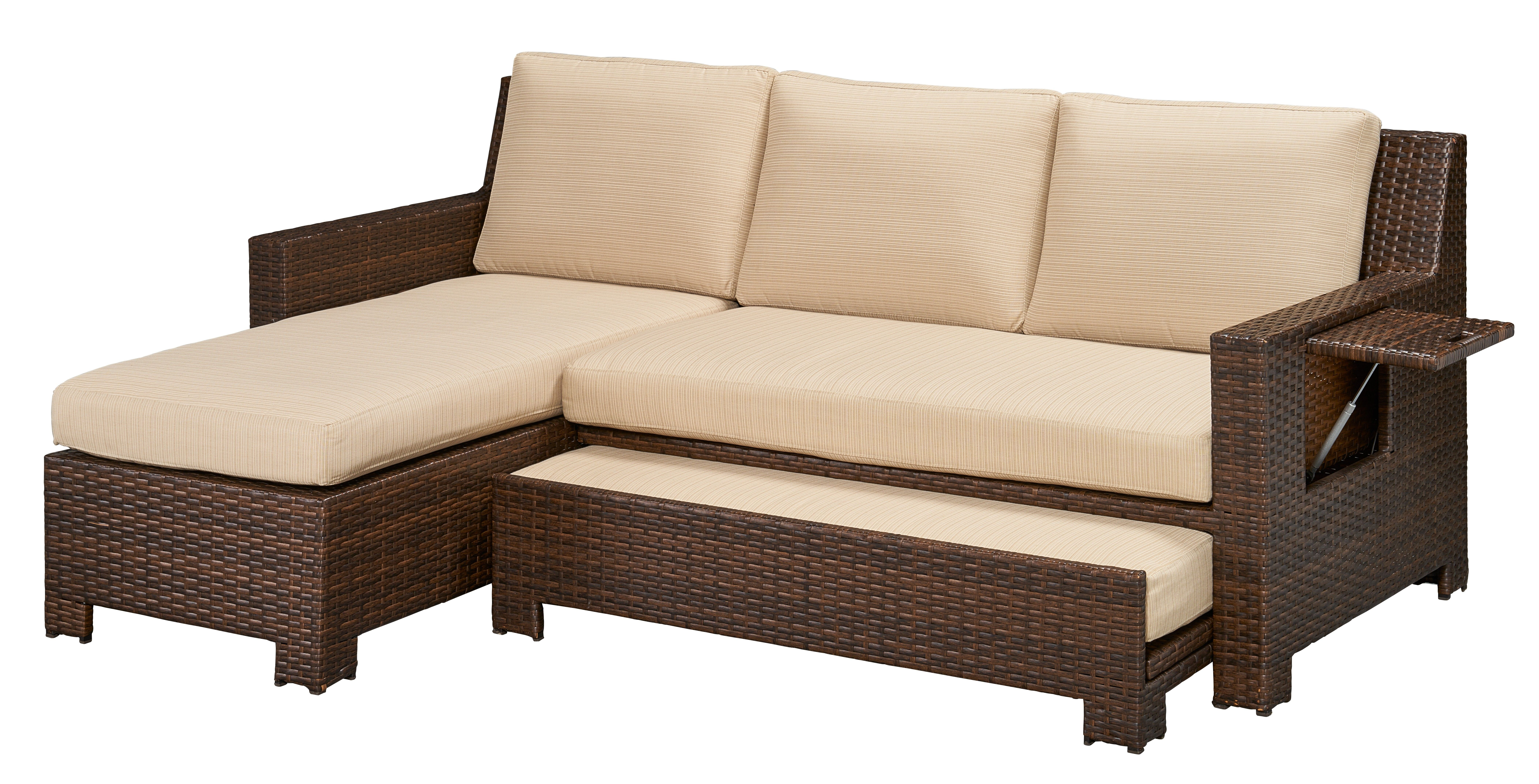 Outdoor Futon Sectional Westshore Outdoor Futon Outdoor Sofa