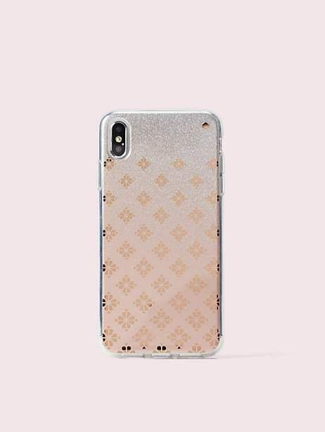 4322fe79c59bc Kate Spade Spade Flower Ombré Iphone Xs Max Case, Pink in 2019 ...
