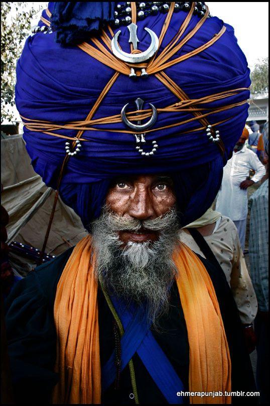 Guru Ki Fauj…A Nihang Singh.