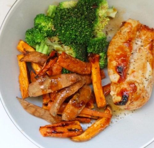 Comidas ricas y saludables para bajar de peso