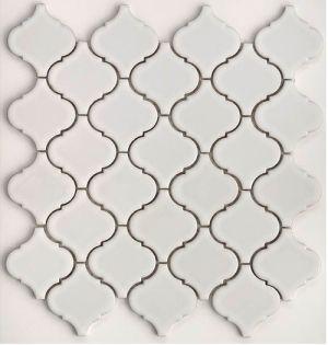 Quatrefoil Backsplash Home Goods Decor Quatrefoil Tile Bathroom