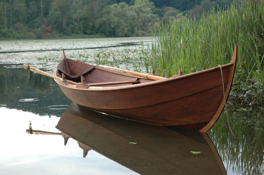 Oselvar Faering Build - Page 8   Barcos   Pinterest   Boote ...