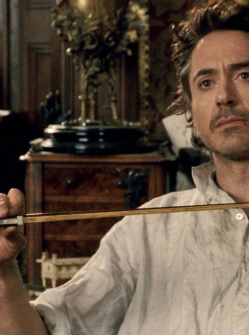 Robert Downey Jr. as Sherlock Holmes | Sherlock holmes ...