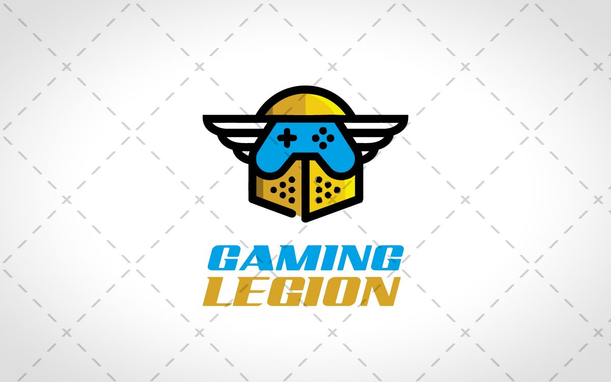 cool gaming logos