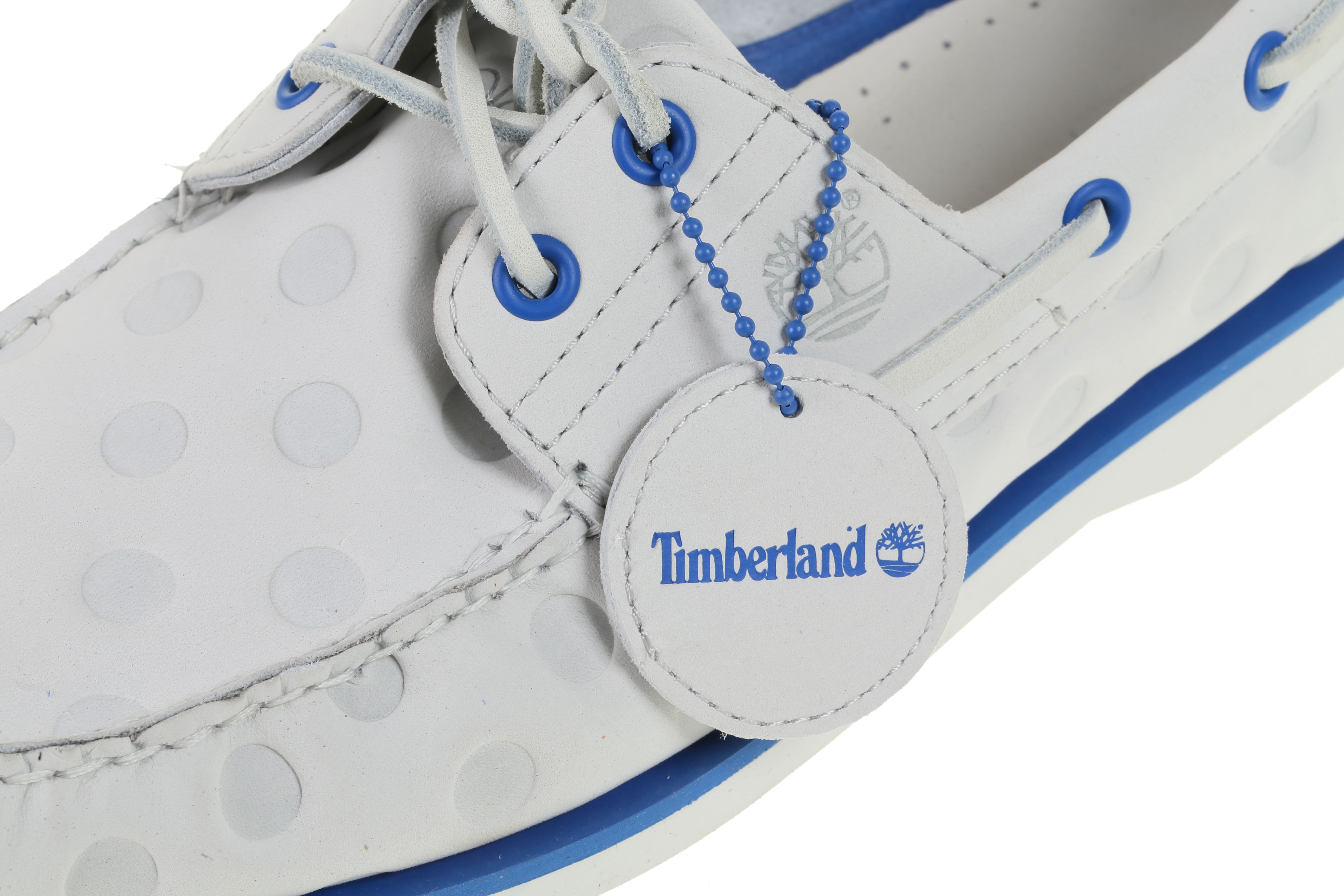 Colette x Timberland boat shoes