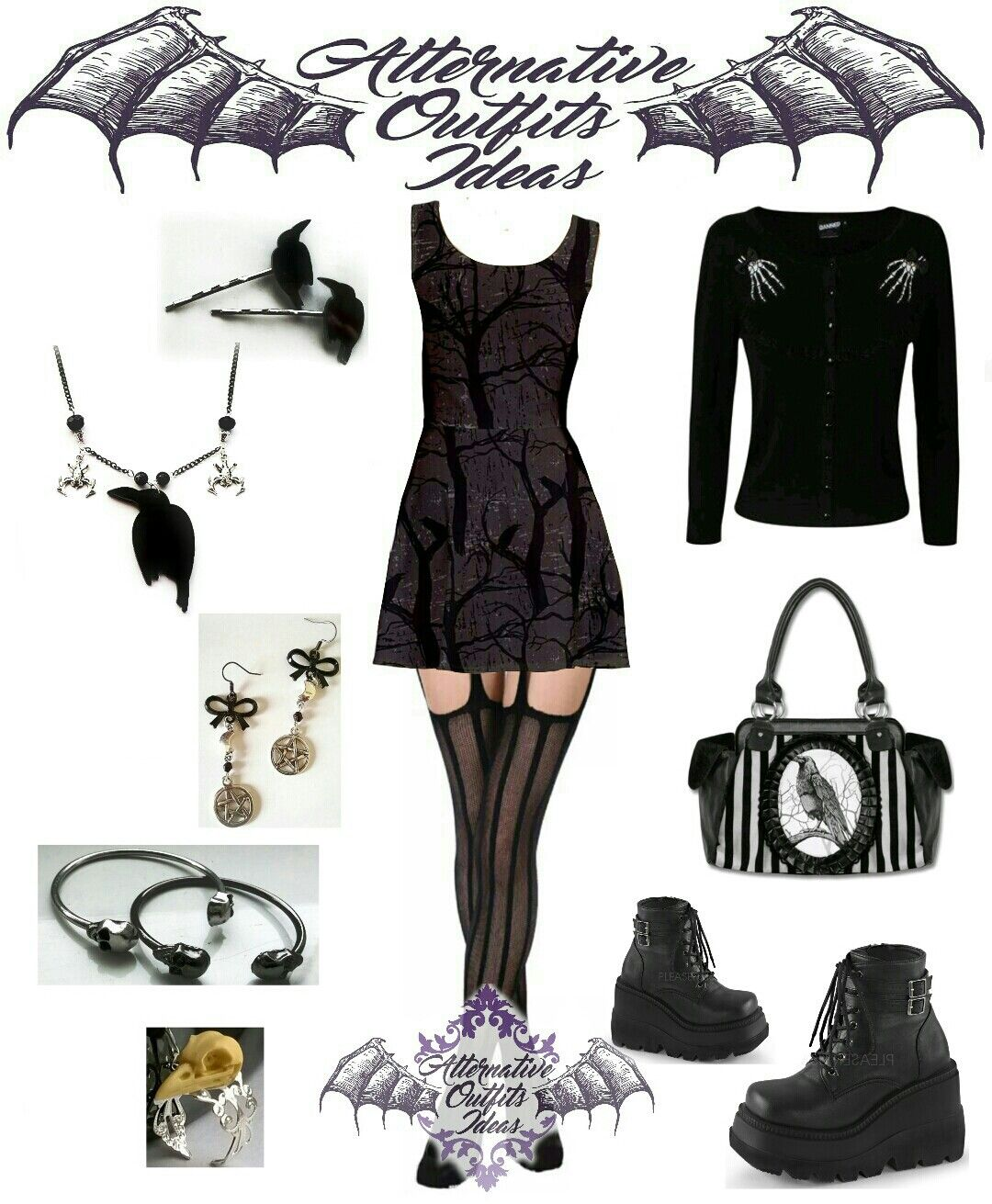 Outfit gothic clothing and other bits pinterest clothes punk