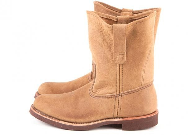 Red Wing Heritage 8188 Pecos Hawthorne Muleskinner (Made in USA) $320