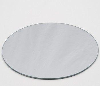 10 Round Mirror Plates Set Of 12 Mirror Plates Mirror Table Centerpieces Round Mirrors
