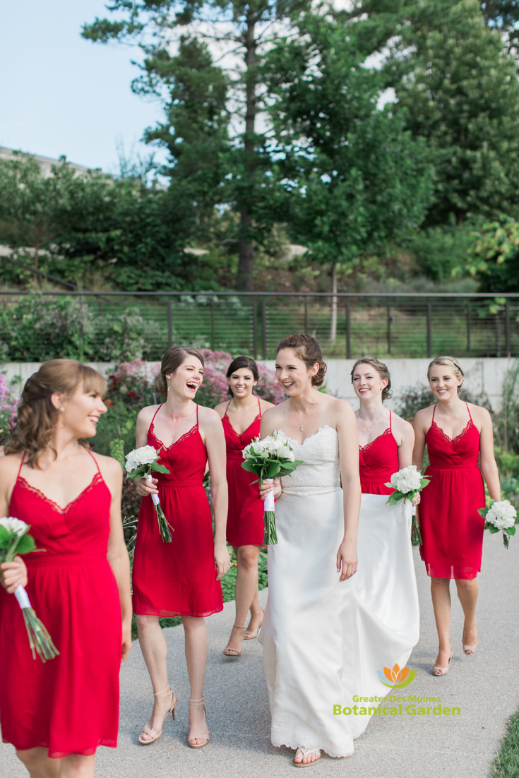 Take a walk with the girls on your big day. See more of what this ...